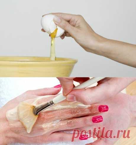 Секретный рецепт молодости для гладкости ваших рук! — Копилочка полезных советов