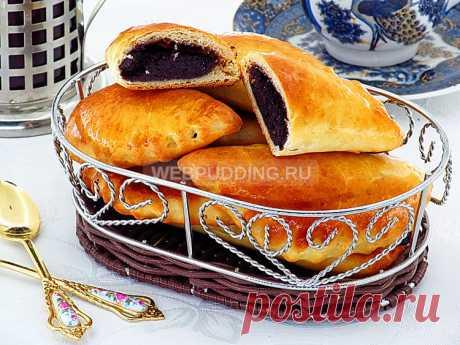 Пирожки с начинкой из сушёной черёмухи | Как приготовить на Webpudding.ru