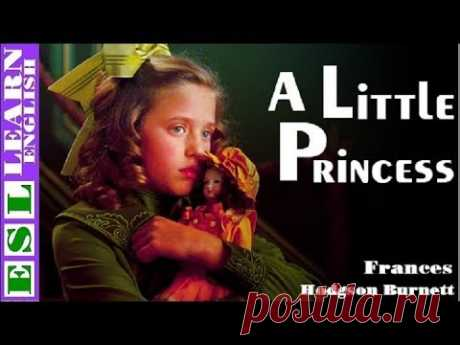 Learn English Through Story ★ Subtitles ✦ A Little Princess ( pre-intermediate level )