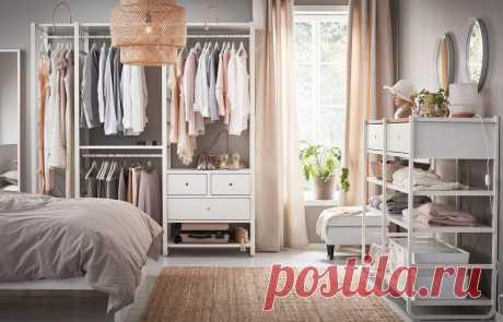 Как расхламить свой гардероб за 1 день раз и навсегда | INMYROOM.RU | Яндекс Дзен