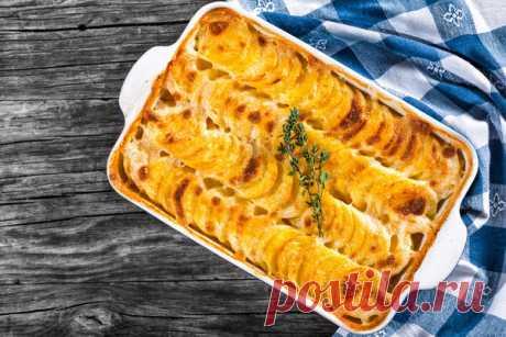 Что приготовить из картошки быстро и вкусно | ШефМаркет | Яндекс Дзен