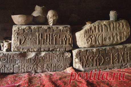 5 мертвых языков — ПостНаука