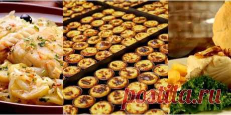 O melhor da culinária portuguesa - Duzett District