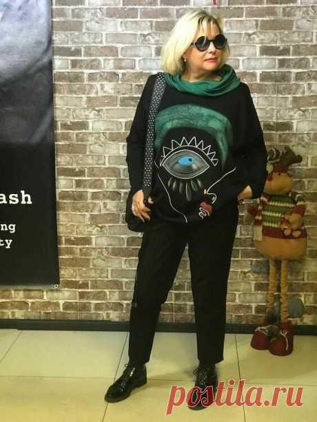 Вас старят не морщинка, а неправильная одежда. Советы от Эвелины Хромченко, как выглядеть моложе своих лет | Мне 40 | Яндекс Дзен