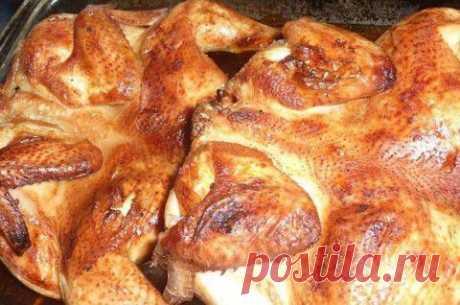 Очень вкусная и нежная курица   Банк кулинарных рецептов