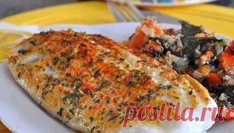Рыбный ужин на выбор из подборки рецептов.