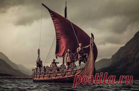 Ученые нашли причину набегов викингов