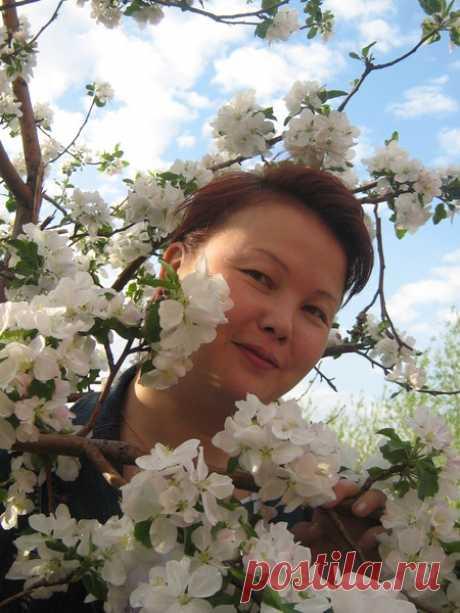 Ирина Джусупова