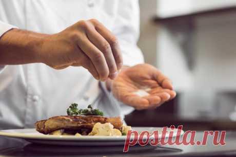 Хитрости шеф-повара знаменитого ресторана