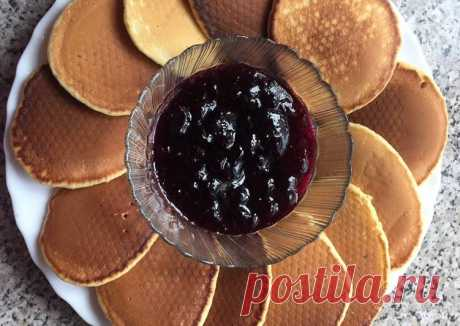 Панкейки Автор рецепта Ульяна Билоус - Cookpad