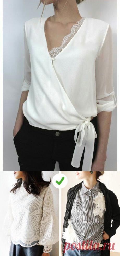 Интересные блузки / Большие размеры / ВТОРАЯ УЛИЦА