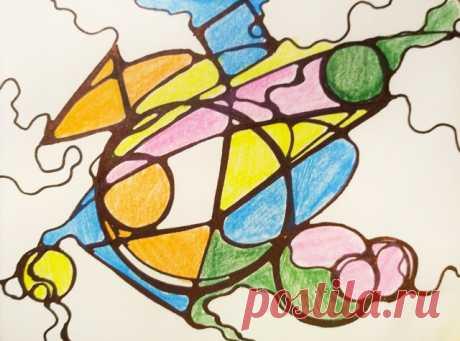Нейрографика и принципы рисования: с чего начать учиться