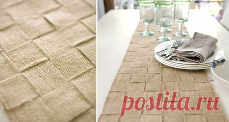 Будьте в тренде: модный способ оформления обеденного стола ...