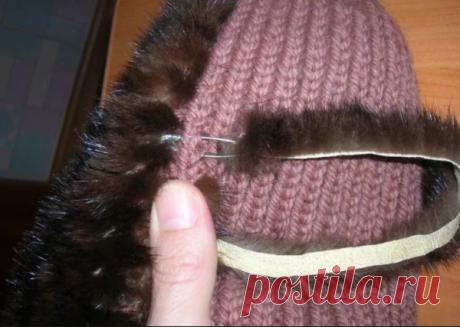 Шьем меховую шапку из обрезков меха, своими руками. | шьем, вяжем и готовим | Яндекс Дзен