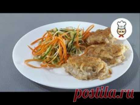 Постные котлеты из фасоли и картофеля — Кулинарная книга - рецепты с фото