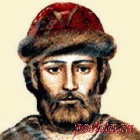 Сегодня 20 октября в 1350 году родился(ась) Дмитрий Донской