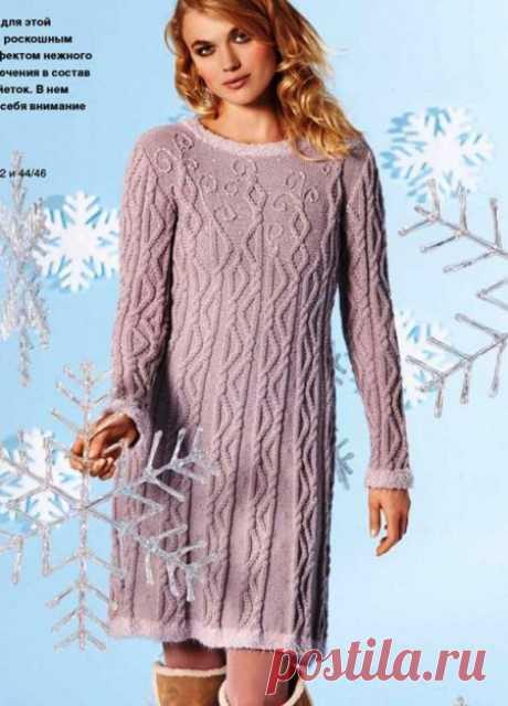 El vestido el cuento invernal