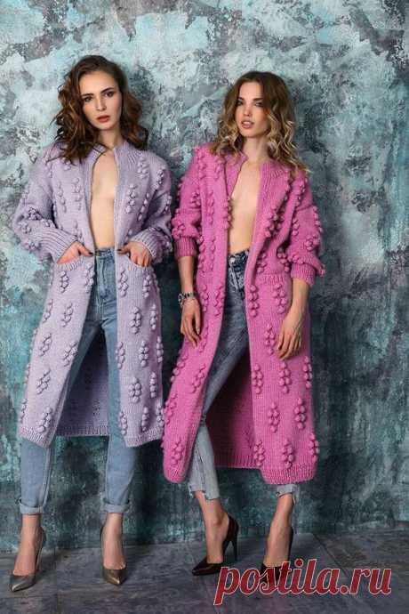 Для тех, кто вяжет: идеи модных фасоны свитеров для будущей осени . Милая Я
