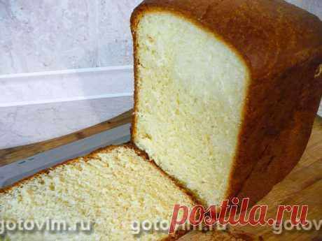 Бриошь в хлебопечке. Рецепт с фото / Готовим.РУ