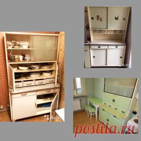 Фото как переделать советскую винтажную мебель.Мои идеи переделки!!!