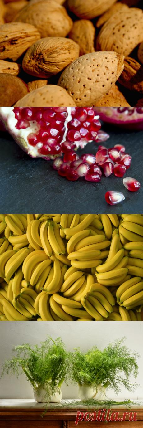 13 продуктов с самой большой концентрацией полезных веществ | Marie Claire