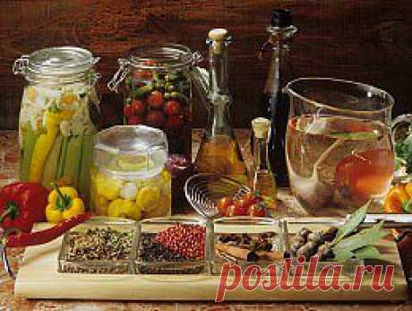 We preserve a harvest. 17 ideas of house preparations - Recipes (news) - Kitchen - Arguments and the Facts