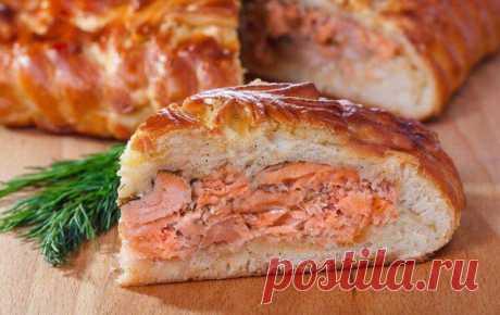 Рыбный пирог,который съедается за считанные минуты! | Домашние рецепты | Яндекс Дзен