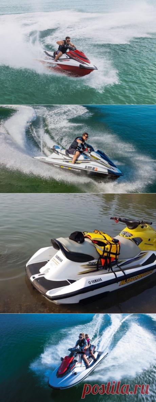 Гидроцикл Yamaha Waverunner — обзор модели, фото и отзывы