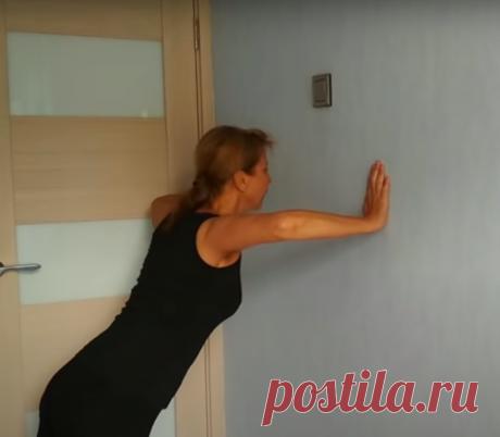 Одно простое упражнение решает сразу 5 проблем с обвисшей кожей и мышцами | Assorti V. | Яндекс Дзен