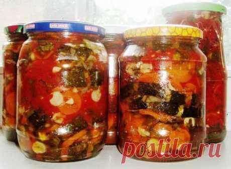 Как приготовить ленивые баклажаны - рецепт, ингредиенты и фотографии