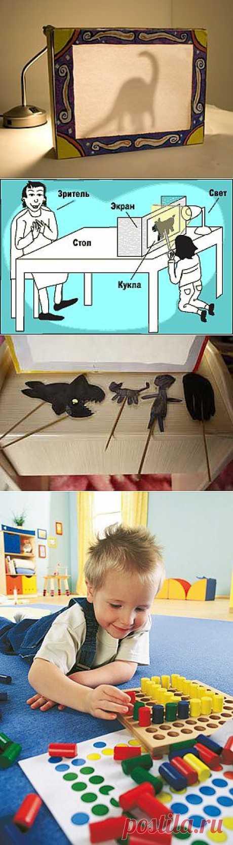 театр теней для ребенка