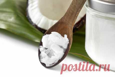 Как использовать кокосовое масло в бьюти-целях — Модно / Nemodno