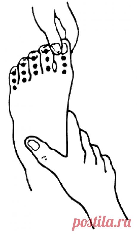 Самомассаж при проблемах с ногами (усталость ног, растяжение связок, ишиас, онемение, судороги)