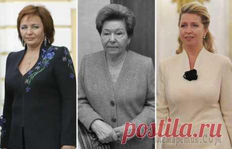 Чем занимались 9 бывших первых леди СССР и России после того, как их мужья покинули пост руководителя страны