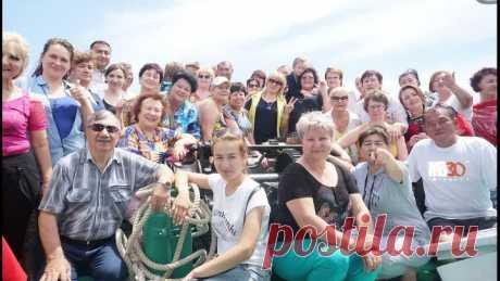 Встреча одноклассников 1969г выпуска, поселок Мартук Актюбинской области, АРГО Капчагай - здоровье и успех!