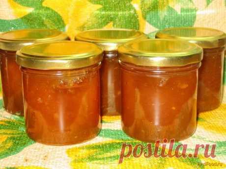 Яблочный конфитюр рецепт с фото Вкусный рецепт приготовления яблочного конфитюра в домашних условиях. Яблочный конфитюр рецепт с фото по шагам