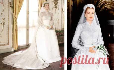 Невеста на миллион: самые дорогие свадебные платья знаменитостей – Mixtrack.ru