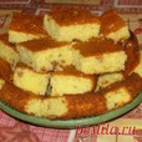 Манник с сухофруктами Кулинарный рецепт