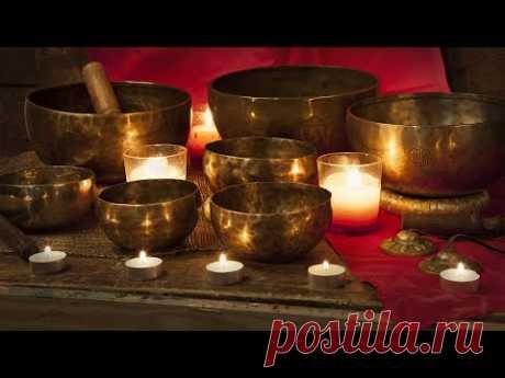 Тибетская Музыка для Медитации, Расслабляющая Музыка, Музыка для снятия стресса, ☯3224