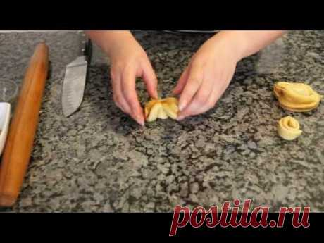 22 WAYS OF FORMATION OF ROLLS FROM YEAST OR PUFF PASTRY