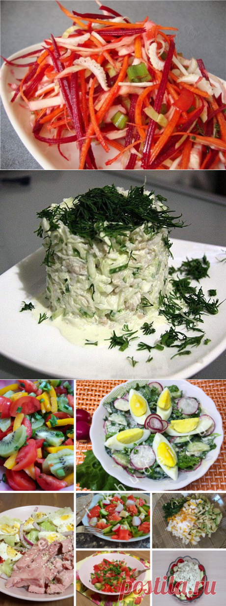 Search on Postila: salads for weight loss