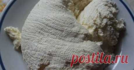 Творог из кефира Автор рецепта Виктория Серебрякова Творог из кефира - пошаговый рецепт с фото.