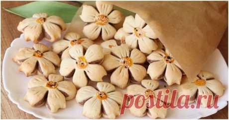 Весеннее печенье для хорошего настроения