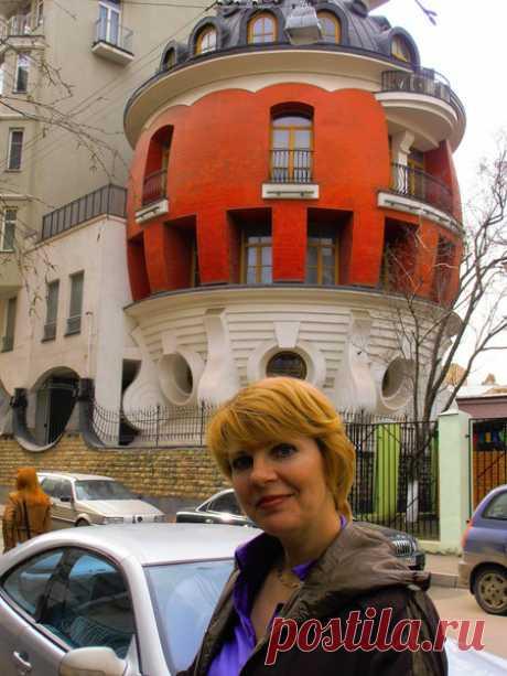 Елена Гамулецкая