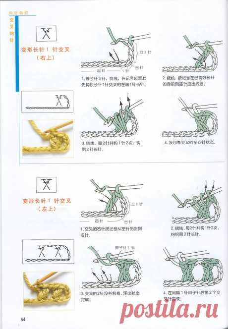 перевод японских схем крючком: 21 тыс изображений найдено в Яндекс.Картинках