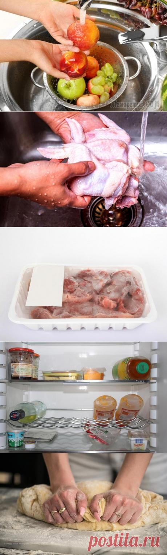 Ошибки, совершаемые во время готовки, которые могут стоить вам здоровья