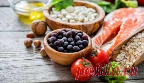 Девять самых полезных продуктов для человека | Офигенная