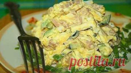 """La elección de las ensaladas más sabrosas hemos recogido la elección de las ensaladas sabrosas. ¡Escoge para un gusto! La ensalada \""""la Adivinanza\"""" Propongan este salatik a sus invitados, que adinivarán de que él es hecho. Por ahora serán..."""