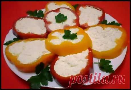 """""""Белочка в перце""""- вкусная и красивая закуска на праздничный из доступных продуктов! - Ваши любимые рецепты - медиаплатформа МирТесен"""