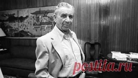 Еврей, построивший Лас-Вегас Меир Лански – личность неоднозначная. В его жизни не было полутонов, только контрасты. Он - криминальный гений, построивший Лас-Вегас и примерный семь